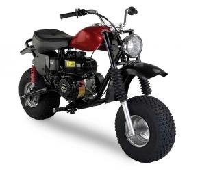 Charmant 200cc 6.5 HP Outlaw Four Stroke Mini Bike