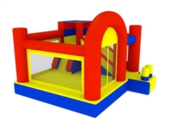Super Slide Inflatable Bouncer