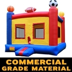Commercial Grade Sports Bounce Bouncy House