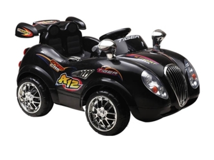 new power ride on rc remote control bugatti style kids wheels car