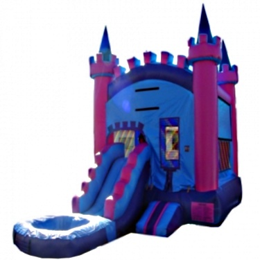 Commercial Grade Inflatable Princess Royal Castle Bouncy
