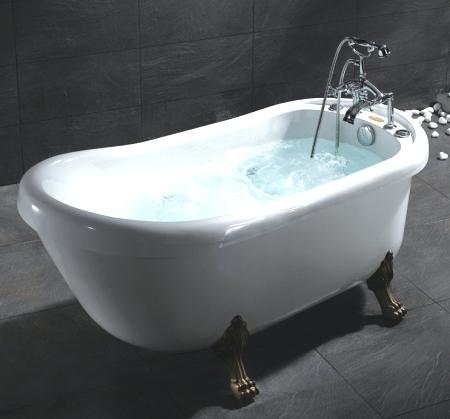 Whisper brand new ariel bt 062 whirlpool jetted bath tub - Cheap whirlpool bath ...
