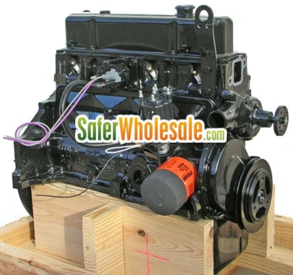 3 0L GM Base Marine Engine (1967-2012 Replacement)