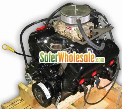 4.3L Vortec Marine Engine - SILVER Package (1987-2012 Replacement) | Volvo Penta Wiring Harness Michigan Motorz |  | SaferWholesale