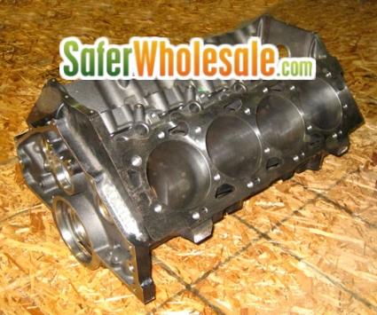 GM Bare Block - 8 2L, 502 c i  - Standard Bore