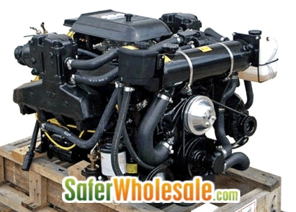 7 4L (454 ci) Complete Marine Engine Package (1986-Later Applications)
