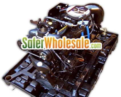 3 0L MerCruiser Complete Marine Engine Package (Inboard / V-Drive  Applications)