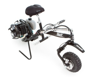 Brand New Go Ped RIOT46 Gas Powered Scooter