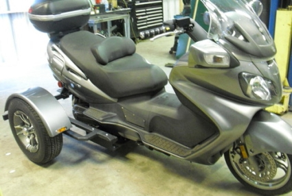 Scooter Trike Conversion Kit - Fits All Brands & Models