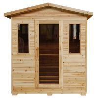 Grandby 300D 3 Person Outdoor FAR Infrared Sauna