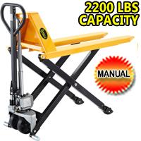 "Pallet lift 2200lbs Capacity 45""L x 27""W Fork - JF685"