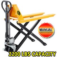 "Pallet lift 2200lbs Capacity 45""L x 21""W Fork - JF"