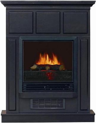 high quality flametec 1500 watt electric fireplace heater