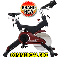 Brand New Commercial Stationary Bicycle