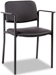 High Quality Black Stacking Guest Chair