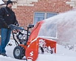 "Brand New Platinum 30 Electric Start Snow Blower with 30"" Clearing Width"