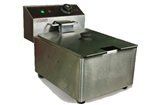 2500W Commercial Restaurant Style Double Electric Deep Fryer