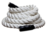 "30 Ft 2"" Poly Dacron Strength Training Undulation Fitness Rope"