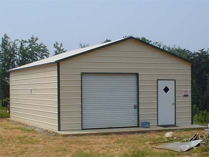 20 39 x 26 39 x 9 39 boxed eave eco friendly steel carport garage installation included. Black Bedroom Furniture Sets. Home Design Ideas