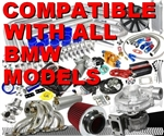 Complete High Performance Turbo / Charger Universal Kit (Gain 200+ H.P. - Complete Kit) - Fits BMW Models