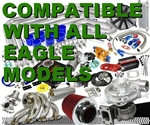 Complete Eagle High Performance Turbo / Charger Universal Kit (Gain 200+ H.P. - Complete Kit)