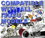 Awesome Complete Isuzu High Performance Turbo / Charger Universal Kit (Gain 200+ H.P. - Complete Kit)