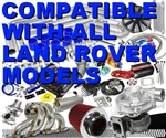 Brand New Quality High Performance Land Rover Turbo / Charger Universal Kit (Gain 200+ H.P. - Complete Kit)