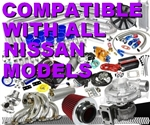 Complete Nissan High Performance Turbo / Charger Universal Kit (Gain 200+ H.P. - Complete Kit)