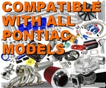 Brand New Total High Performance Pontiac Turbo / Charger Universal Kit (Gain 200+ H.P. - Complete Kit)