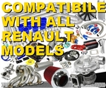 Brand New Complete Renault High Performance Turbo / Charger Universal Kit (Gain 200+ H.P. - Complete Kit)