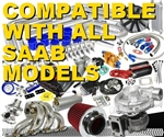 Awesome Complete Saab High Performance Turbo / Charger Universal Kit (Gain 200+ H.P. - Complete Kit)