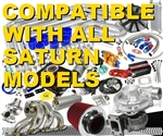 Complete Saturn High Performance Turbo / Charger Universal Kit (Gain 200+ H.P. - Complete Kit)