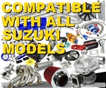 Brand New Quality High Performance Suzuki Turbo / Charger Universal Kit (Gain 200+ H.P. - Complete Kit)