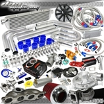 Brand New Civic RSX EP DC5 K20 Cast Turbo/Charger Kit 380+HPS PSI