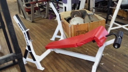 Refurbished Bodymaster Decline Bench