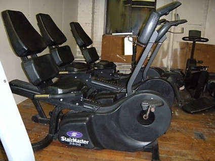 Stairmaster 3800 Recumbent Exercise Bike