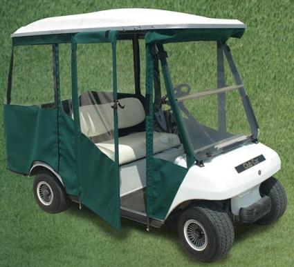 Brand New Vinyl Club Car Ds 2000 Four Passenger Golf Cart