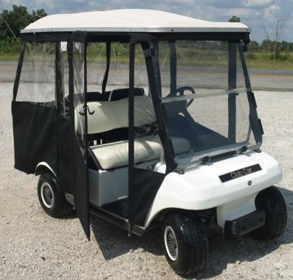 Enclosures For Club Car Ds Golf Cart on 2008 precedent club car golf cart, yamaha golf cart covers for club cart, hard covers for club car golf cart, red dot enclosures golf cart,