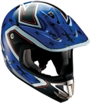 Youth Spiders Motocross Helmet (DOT Approved)