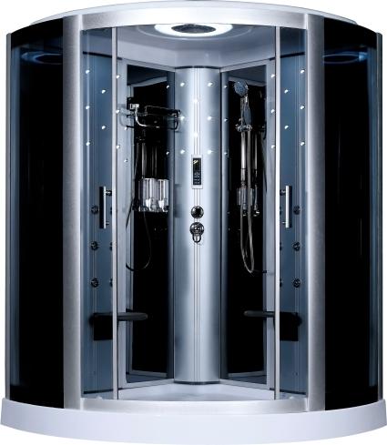 Steam Shower Enclosure W Tv Radio Control Panel