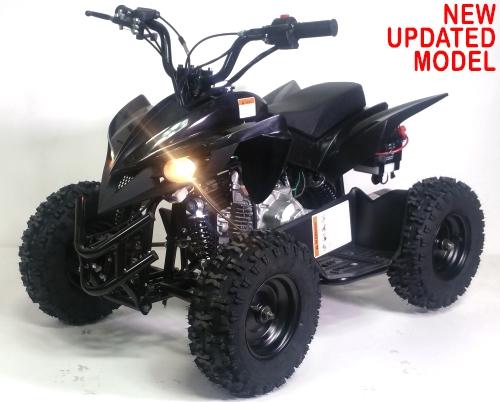 50cc Gas Sport Atv Quad With Electric Start  U0026 Throttle