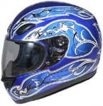 KIDS Full Face Helmet