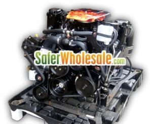 6 3L (383 ci) 350HP MerCruiser Complete Marine Engine Package