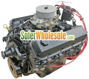 7 4L (454 ci) Marine Engine - SILVER Package