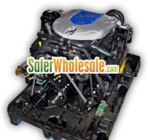 Brand New 5 7L MPI MerCruiser Scorpian Marine Engine Package (Inboard  Replacement)