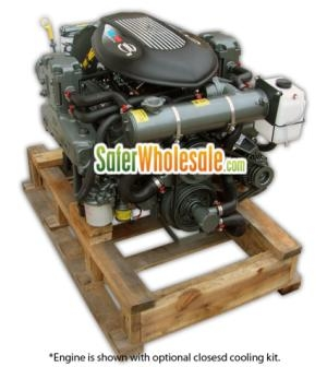 5.7L Complete Marine Engine Package (Inboard or V-Drive ... on universal battery, universal steering column, universal fuel rail, universal fuse box, universal ignition module, universal heater core, lightweight safety harness, universal miller by sperian harness, universal radio harness, stihl universal harness, universal equipment harness, universal air filter, construction harness,