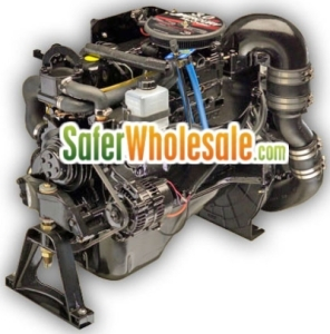 3 0L MerCruiser Complete Marine Engine Package