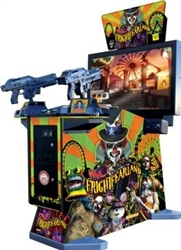 FrightFearLand Standard Video Arcade