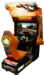 GRID Racing Video Game