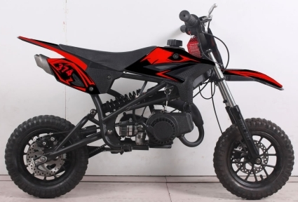 49cc Onyx Mini Pocket Dirt Bike